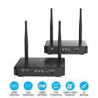 Transmissor / receptor HDMI sem fio 1080p 100m