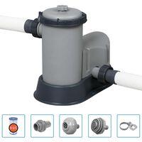 Bestway Flowclear Bomba de filtragem para piscina 5678 L/h