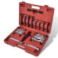 Kit Extractor de Rolamento 14 peças