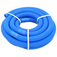 vidaXL Mangueira de piscina azul 32 mm 9,9 m