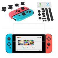 Kit de acessórios Nintendo Switch com proteção contra poeira e tela