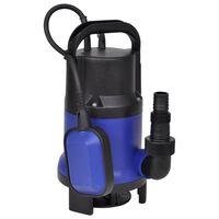 Bomba de jardim submersível para água suja elétrica 400 W